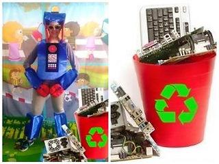 רובי הרובוט ופח האלקטרוניקה