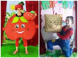 מעשה בחרוסת ובתפוח