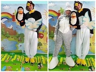 הפינגווין שרצה לעוף