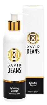 David Deans Skincare Exfoliating Cleanser