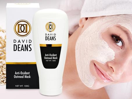 Product News: Anti-Oxidant Oatmeal Mask Reformulation