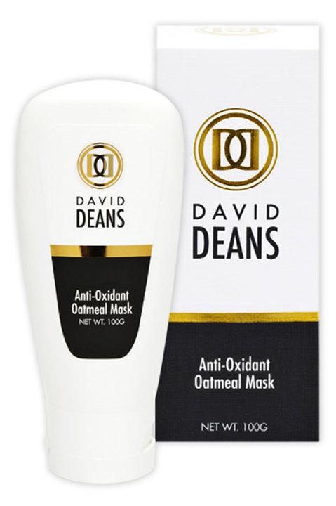Anti-Oxidant Oatmeal Mask