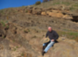 Stromatolites Enorama Ck BRACHINA trail.