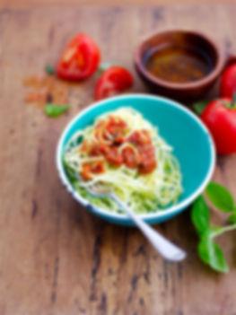 spiralised zucchini raw pasta sauce.jpg