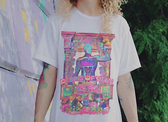 Goliath T-Shirt -Electric