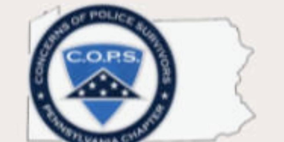 PA 2 Annual COPS Ride