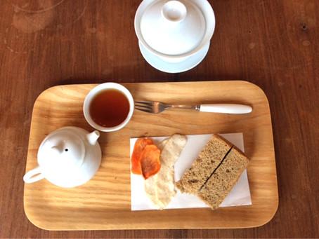 中国茶のティータイム