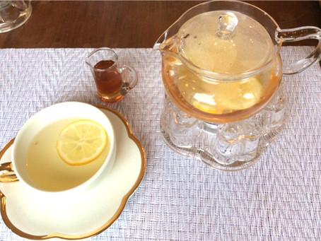 体を温めるお茶シリーズ