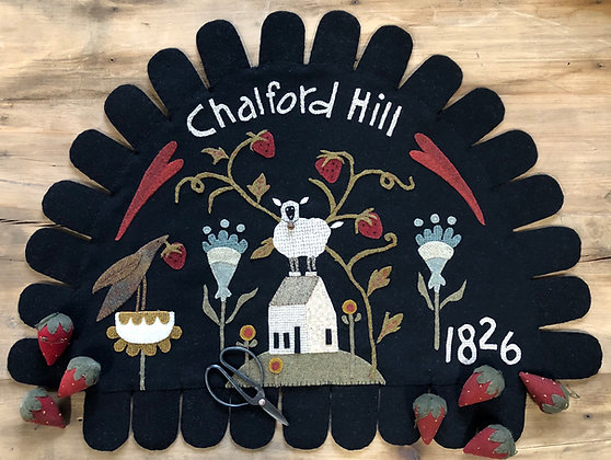 """NEW!  #487 """"A Lil Cottage on Chalford Hill"""""""