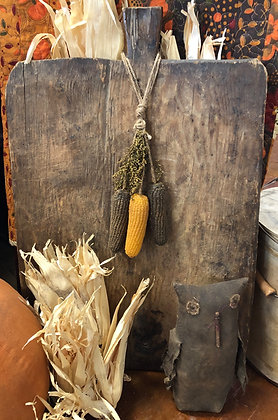 Olde Pantry Wax Autumn Corn Cobs Small