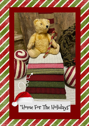 """NEW!  """"Home For The Holidays"""""""