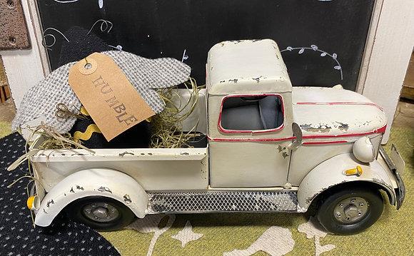 "NEW!  ""Our Cottonwood House Milkweed Truck"""