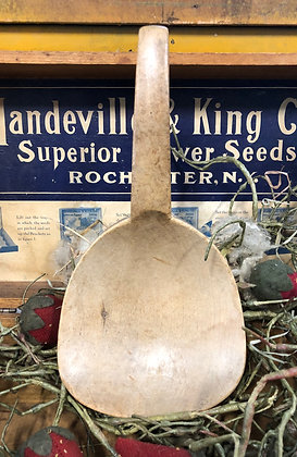 NEW!  Antique Farm Find Butter Paddle #68