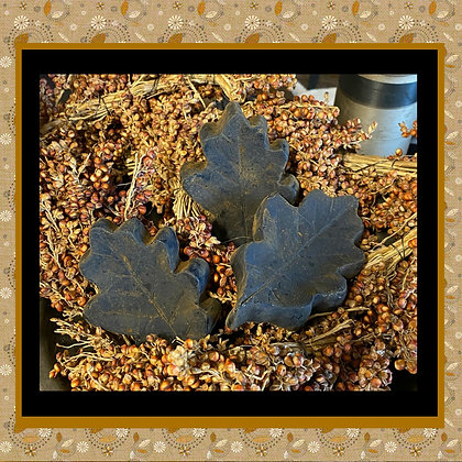 "NEW!  ""Oak Leaves"" Olde Pantry Wax"