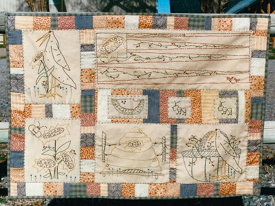 """#88 """"Whimsey"""" Quilt Pattern"""