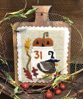 "NEW!  #415 ""Our English Wren - October"""