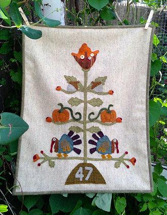 """#237 """"Bounteous"""" Pattern"""