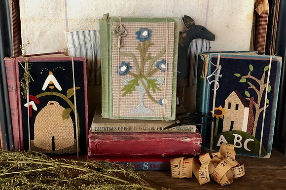 """NEW!  #371 """"Olde Farmhouse Book Keepers"""" KITS"""