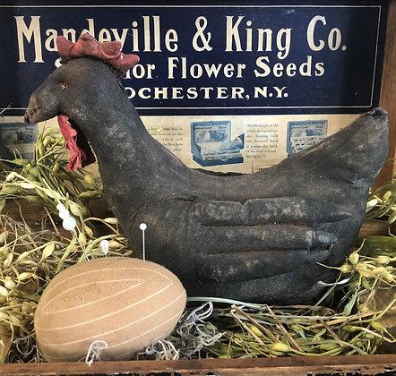 NEW!  Olde Homespun Farmhouse Egg #6 Pin Keep