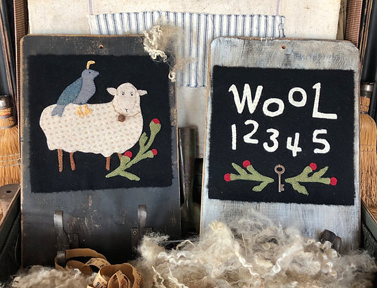"""NEW!  #373 """"Wool and Me"""""""