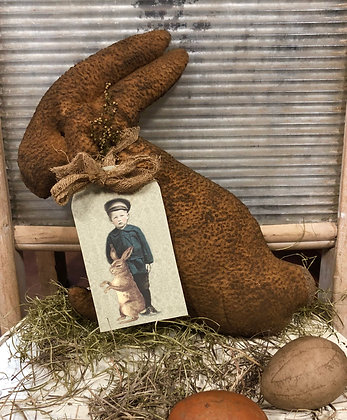 NEW!  Olde Worn Cottonwood Hare #4