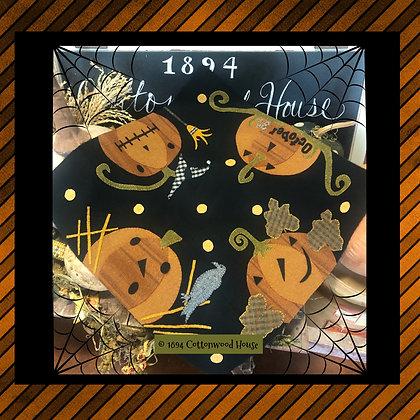 """NEW!  #596 """"Ravenroot Pumpkin Patch"""""""
