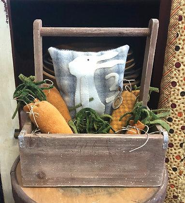 NEW!  Olde Farm Find Wood Box