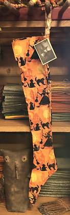 NEW!  Olde Vintage Witchy Skinny Stocking Witch