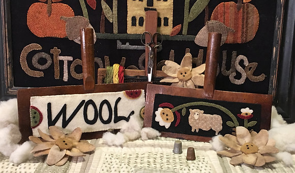 """NEW!  #317 """"Simply Wool"""""""