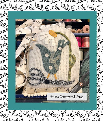 "NEW!  #901 ""Sassafras Sewing Circle"" Summer"