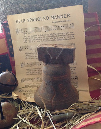 "Olde Pantry ""Liberty Bell"" Blackened Beeswax"