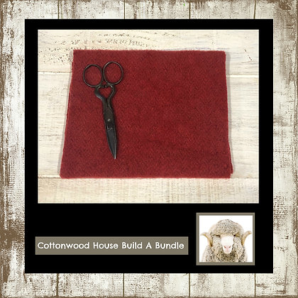 "NEW!  ""Antique Red"""