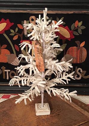 """#311 """"O'Wooly Buttermilk Tree"""" Pattern & Wool"""