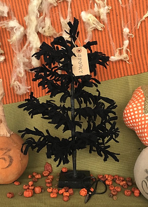 "#335 ""O' Wooly Midnight Madness Tree""  KIT"