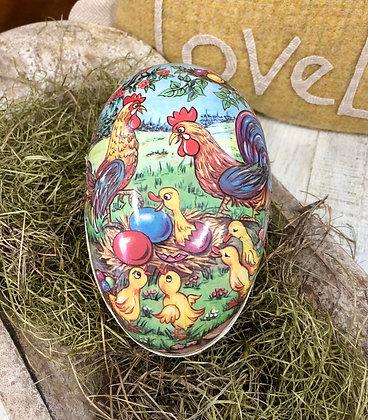 NEW!  Olde Vintage German Easter Egg #2