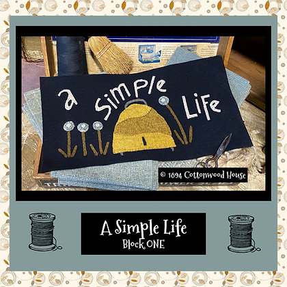 "NEW!  #627 "" A Simple Life"" KIT"