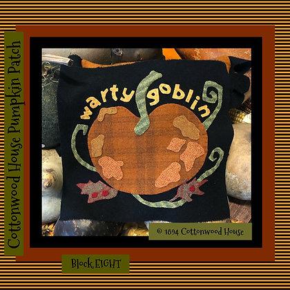 "NEW!  #601  ""Warty Goblin"""