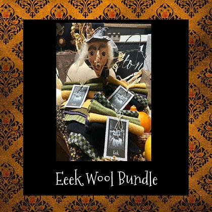 """NEW!  """"Eeek"""" Wool Bundle"""