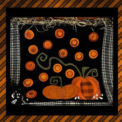 """NEW!  #716 """"Abigail's Pumpkin Patch"""""""
