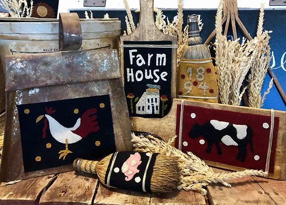 """NEW!  #465 """"Farm Fresh"""""""