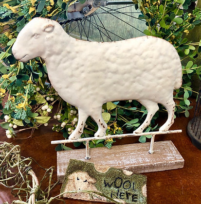 "NEW!  ""Olde Ram Weathervane"""