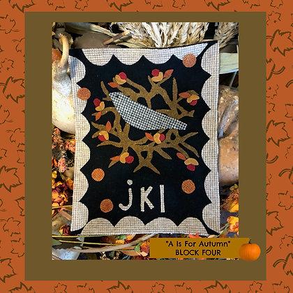 """NEW!  #506 """"Autumn - JKL"""""""