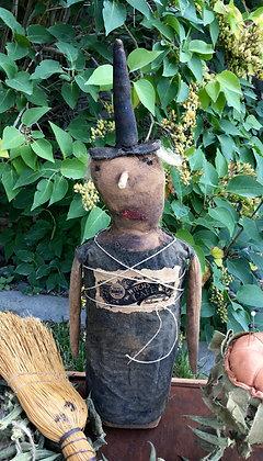 Primrose Drach Primitive Witch