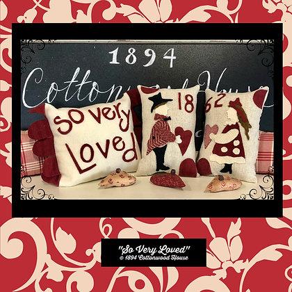 "NEW!  #549 ""So Very Loved"""