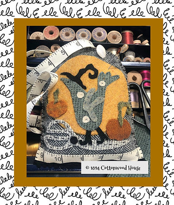 "NEW!  #903 ""Sassafras Sewing Circle"" Halloween KIT"