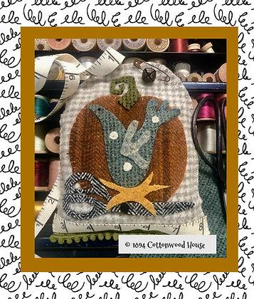 """NEW!  #902 """"Sassafras Sewing Circle"""" Autumn KIT"""