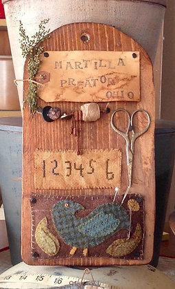 "#273 ""Martilla's Stitches"" Sewing Keep"