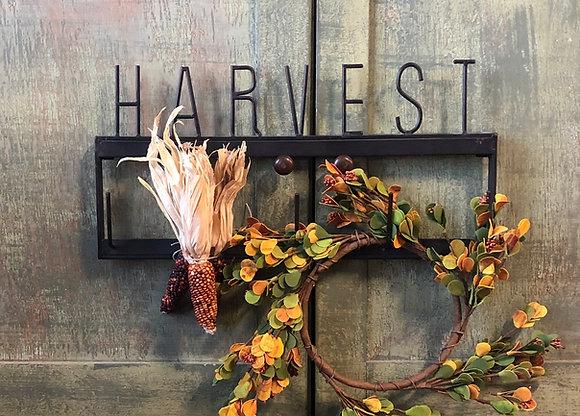 """NEW!  """"Harvest"""" Metal Display Rack"""