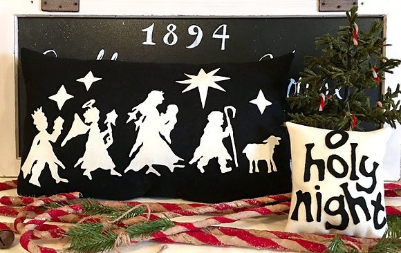 """NEW! #344 """"O' Holy Night"""""""
