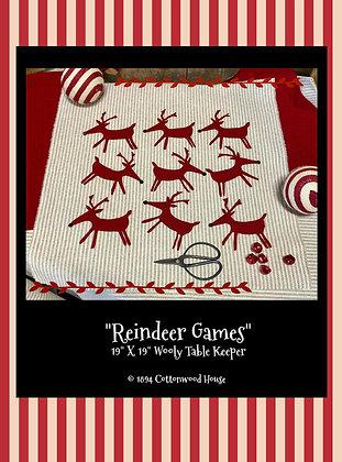 """NEW!  #610 """"Reindeer Games"""""""